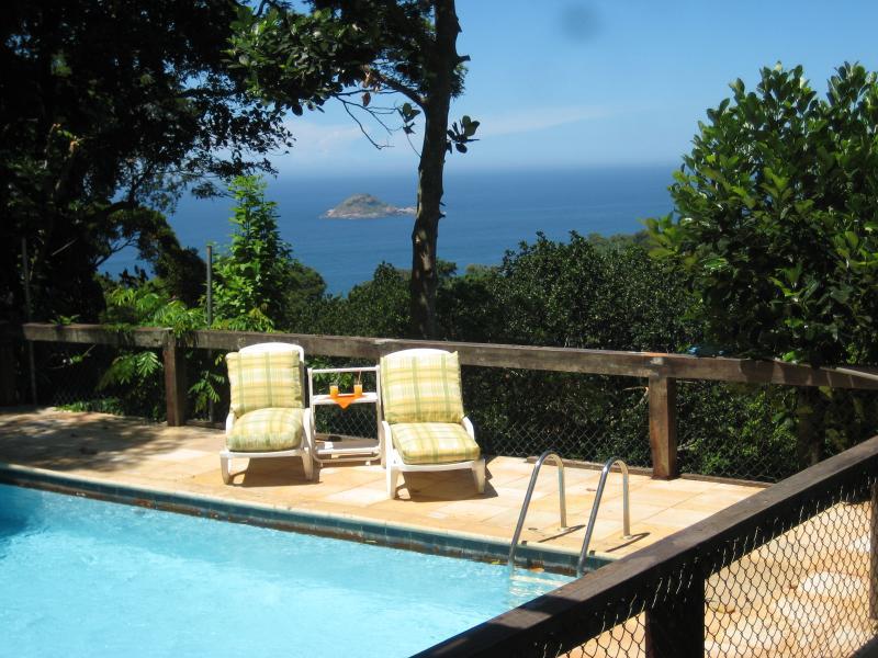 POOL - Rio lovely B&B between mountain and beach - Rio de Janeiro - rentals