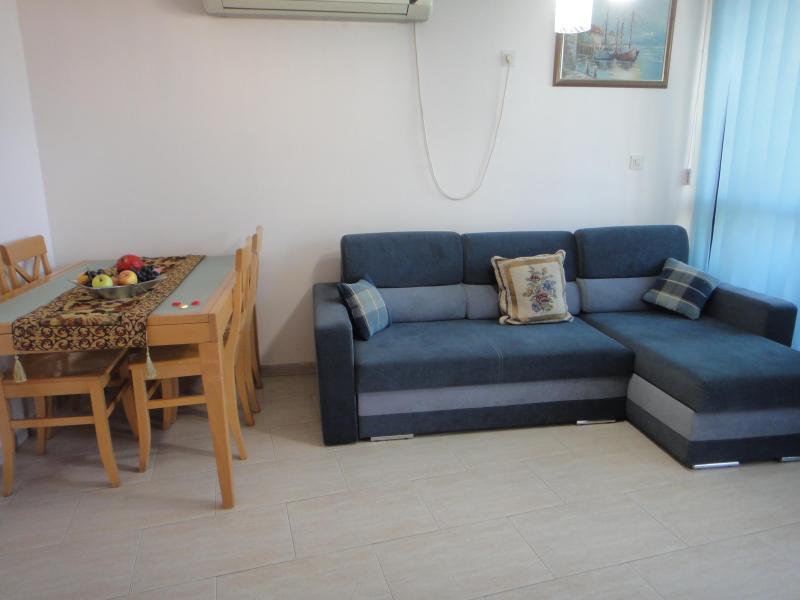 Living room - Cozy flat with beautiful sea view - Ashkelon - rentals
