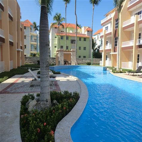 Two gorgeous large refreshing pools! - Estrella del Mar 2BR two level spacious condo! - Bavaro - rentals