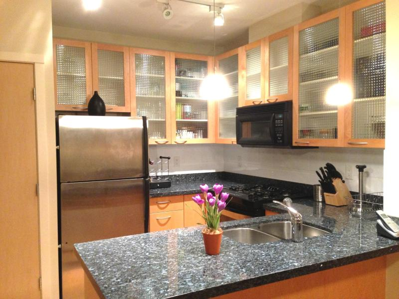 Cozy 3BR + 2BA Townhouse in Vancouver Yaletown!!!! - Image 1 - Vancouver - rentals
