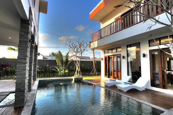 Club Residence,3BR,Canggu Club Membership Included - Image 1 - Canggu - rentals