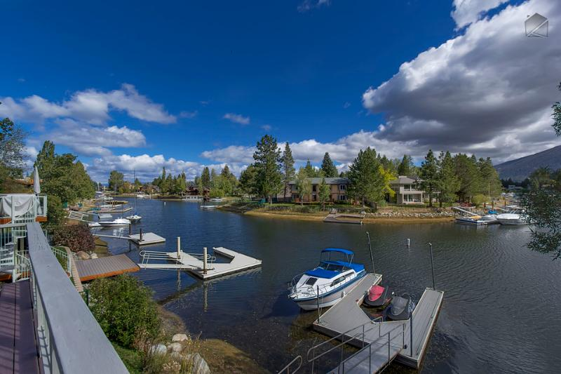 Park your boat or jet skis in the private boat dock! - Lakefront home with hot tub near community pool and tennis courts - Lucerne Lake House - South Lake Tahoe - rentals