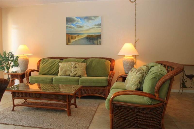 #303 Beach Place Condos - Image 1 - Madeira Beach - rentals