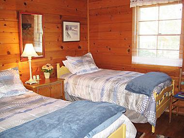 Living Room and Bed Area - Elani Lodge Crowley Lake - EL01 - Crowley Lake - rentals