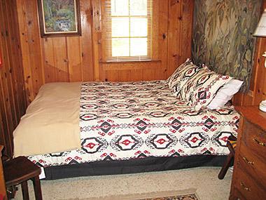 First Living Room and Bed Area - Elani Lodge Crowley Lake - EL03 - Crowley Lake - rentals