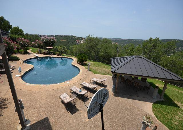 The View - 3BR/3BA Spacious Home With Incredible Poolside Views - Austin - rentals