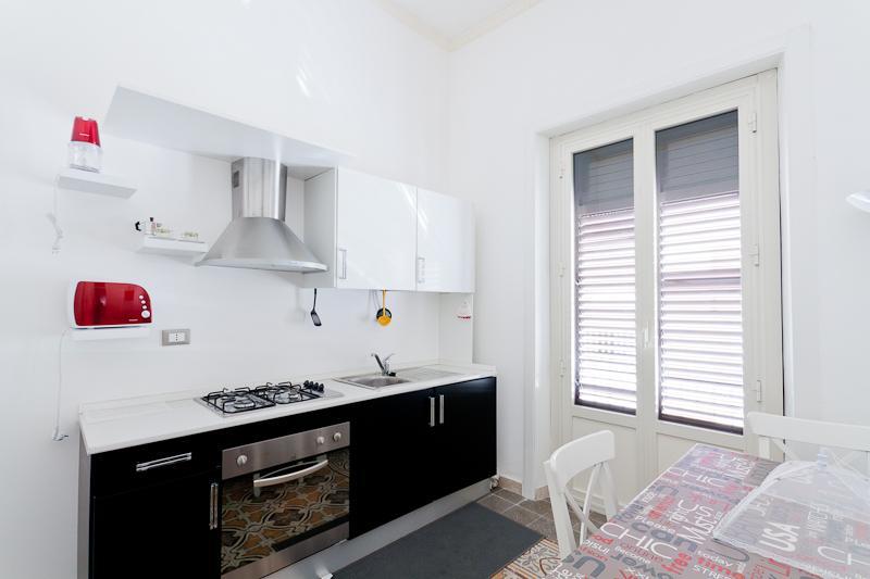Lavanda luminoso appartamento nel centro - Image 1 - Castellammare del Golfo - rentals