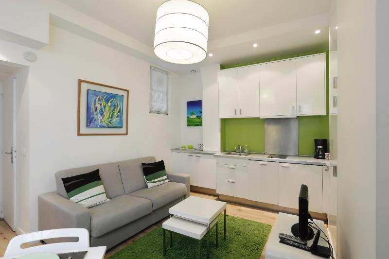 Contemporary Apartment near Saint Germain - Image 1 - Paris - rentals