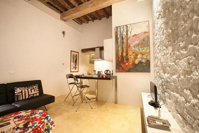 Artistic Apartment at San Niccolo Florence center. - Image 1 - Florence - rentals