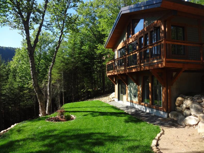 Villa Eco in summer - Villa Eco - Saint-Raymond - rentals