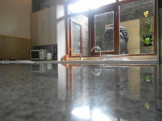 Kitchen - VILLA LITAN - Seminyak - rentals