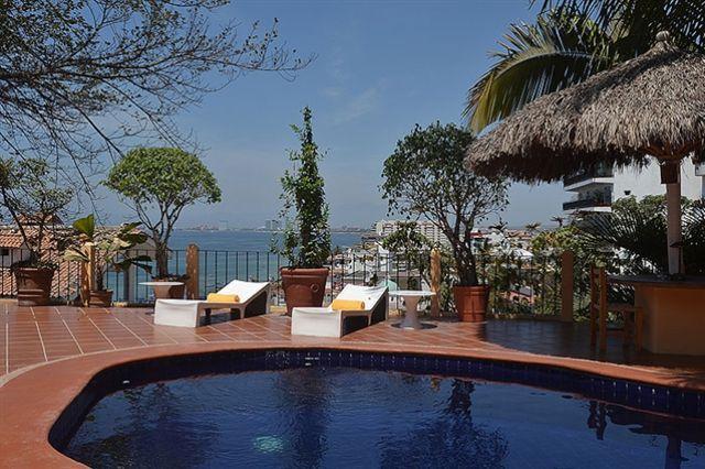 Deluxe Villa Steps to Los Muertos Beach - Image 1 - Puerto Vallarta - rentals