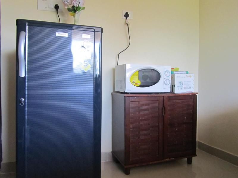Appliances - Rental Apartment in South Goa India - Benaulim - rentals