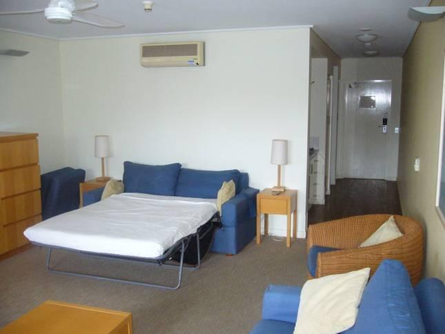 bedsit/living room - Couran Cove Marine Apartment - South Stradbroke Island - rentals