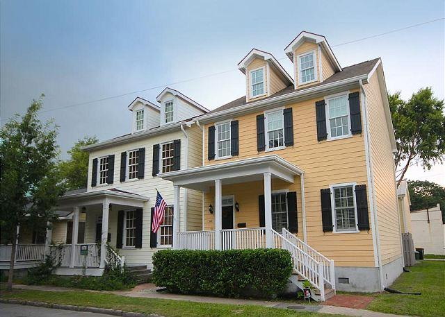 main house - Harris Hideaway - Savannah - rentals