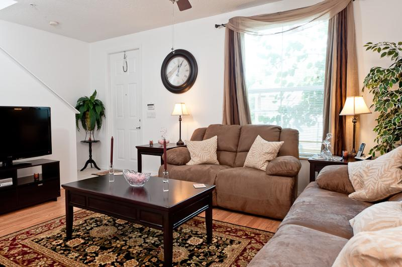 Living Room - Luxury Abacoa House, Walk to Roger Dean &Town Ctr - Jupiter - rentals