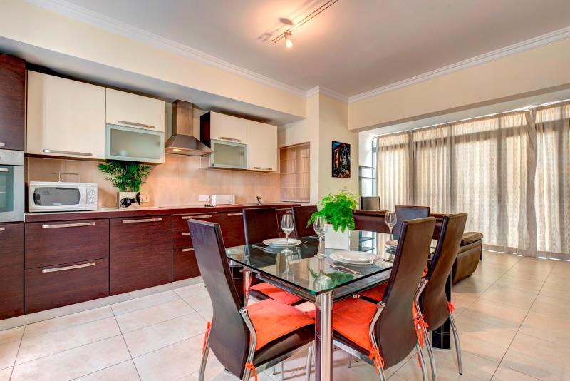034 Stunning 3-bedroom Duplex Penthouse - Image 1 - Msida - rentals