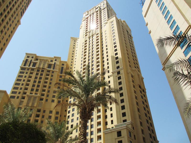 Dubai JBR - Shams 1 - Partial Sea View - 1BDR - Image 1 - Dubai - rentals