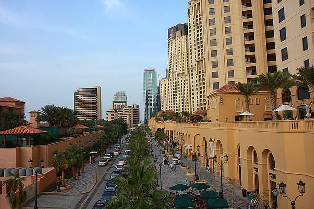 JBR Walk - Dubai JBR - Shams 1 - Marina View - 1BDR - Dubai - rentals