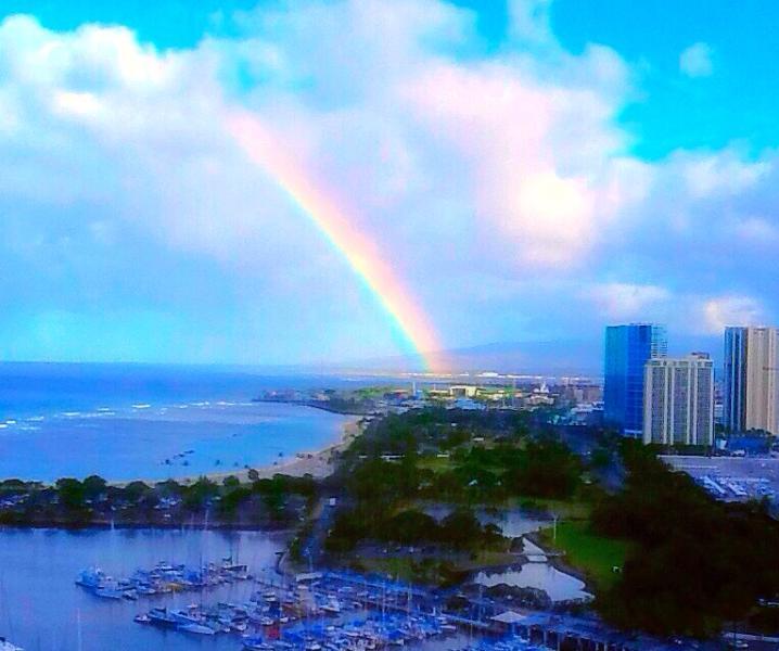 PANORAMIC OCEAN VIEWS - Image 1 - Honolulu - rentals