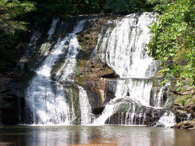 CANE CREEK FALLS - FREE NIGHT W/2 Cabin Creek Above The Falls-2br/1ba - Dahlonega - rentals