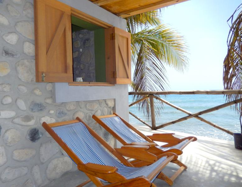 """Everything from the genuine hospitality, rustic atmosphere, delicious food and peaceful abode- it i - Enjoy a Private Slice of Paradise!! - 6 - Jacmel - rentals"