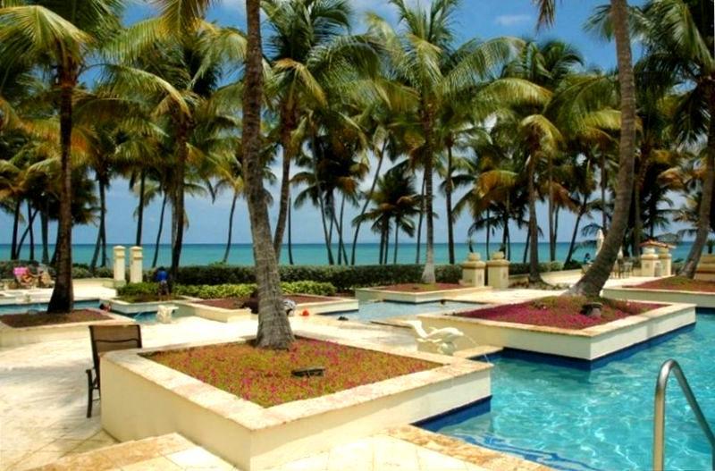Luxury Beach Front Condo Marbella, Palmas del Mar - Image 1 - Humacao - rentals