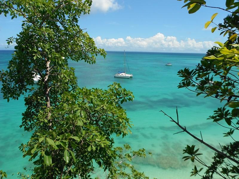 Beach Moustique short drive - Marie Galante peaceful country home - Marie-Galante - rentals
