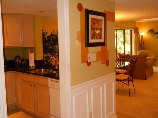 Entry - Beachwood 2064 - Amelia Island - rentals