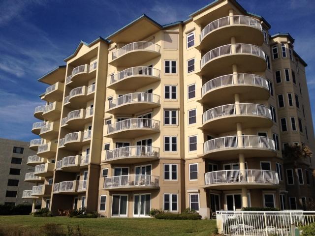 Exterior Building - Ocean Place 8 - Amelia Island - rentals