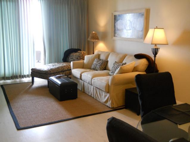 Living area - Ocean Place 8 - Amelia Island - rentals