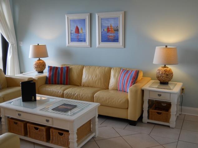 Living area - Amelia Island Plantation Beachwalker 1178 - Amelia Island - rentals