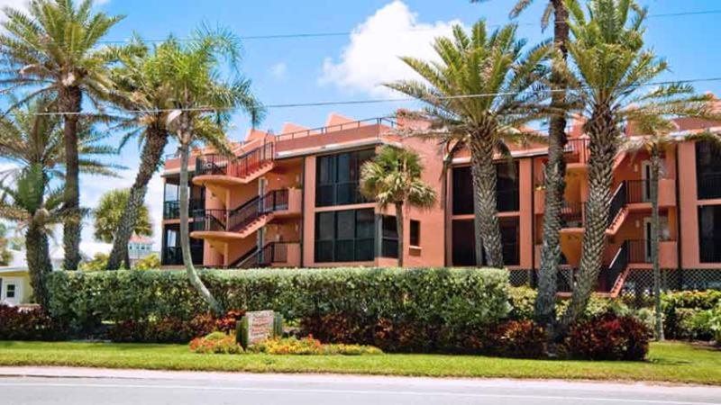 Welcome to Coquina Moorings 203! - Coquina Moorings 203: 3BR Condo with Perfect Views - Bradenton Beach - rentals