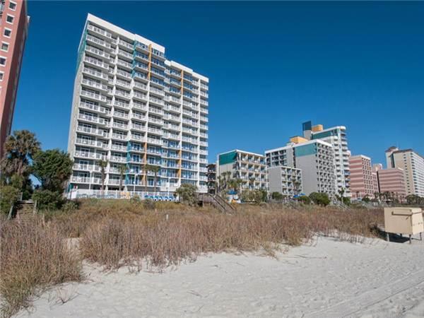 Gorgeous Atlantica III Condo on the Ocean in Myrtle Beach - Image 1 - Myrtle Beach - rentals
