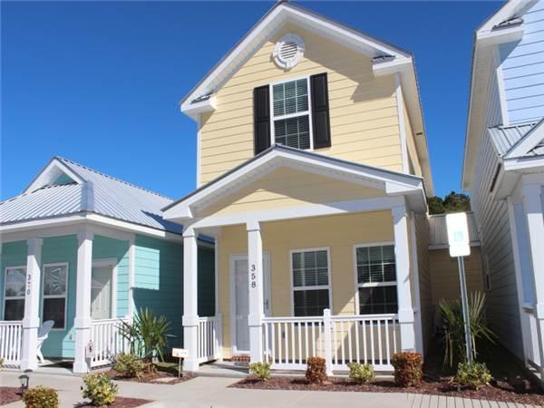 Gulfstream Cottages - Wonderful Vacation Home in Myrtle Beach - Image 1 - Myrtle Beach - rentals
