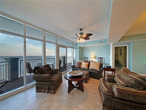 Luxury 5 Bedroom Oceanfront Condo at the Ocean Blue Resort - Image 1 - Myrtle Beach - rentals