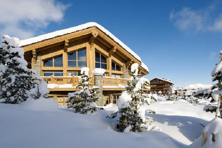 Extraordinary Chalet Razzie with heated whirlpool spa, housekeeper and chef - Image 1 - Courchevel - rentals