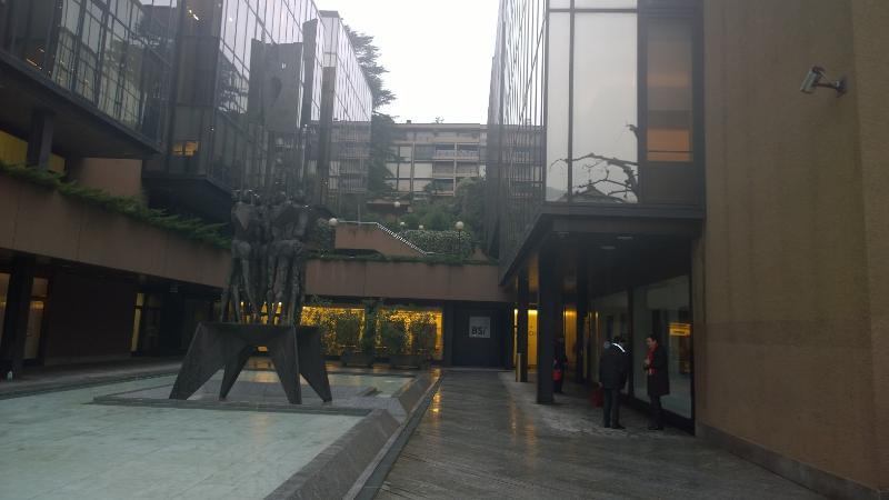 DOWNTOWN MAIN ENTRY - LUGANO 4 - PARK 2 (One Bedroom) - Lugano - rentals