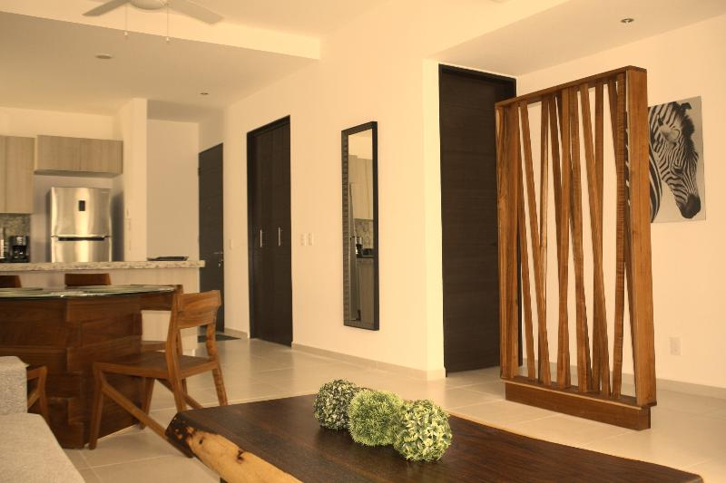 Living room - Luxury 2 bedroom suite within TAO / Sian Kaan Bahia Principe Riviera Maya - Akumal - rentals