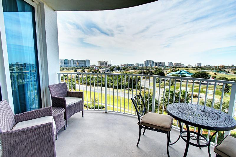 Palms Resort #2608 Jr. Suite-Sunset/SkylineViews! 6th FL - Image 1 - Destin - rentals