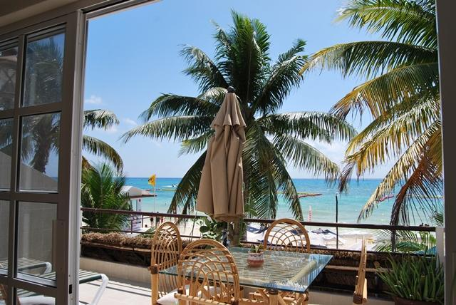 Terrace - SUNSHINE Suite on the Beach - Playa del Carmen - rentals