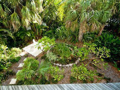 Garden - Holly Jewel-727 Holly Road - Holmes Beach - rentals
