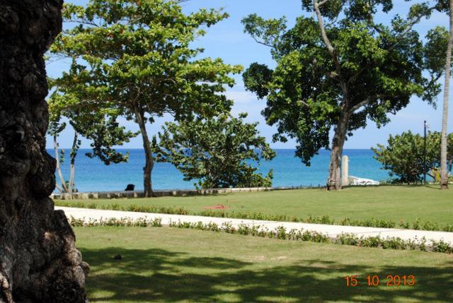 Ocean view from our apartment - Luxury oceanfront apartment - Sosua - rentals