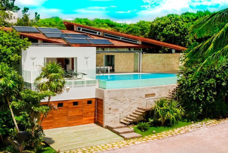 Mayan Riviera Villa 37 A Fully Automated Home, Located In The Heart Of Playa Del Carmen. - Image 1 - Riviera Maya - rentals