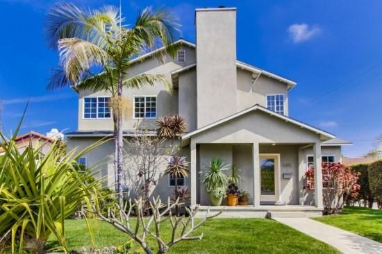 Beautiful home with flush yard and immaculate upkeep. - The Grande House plus studio in Sunset Cliffs - Pacific Beach - rentals