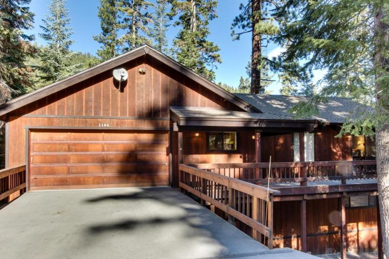 Regency Chateau with Hot Tub and Gameroom - Image 1 - Tahoe Vista - rentals