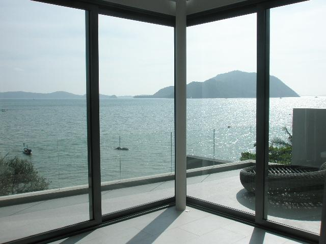 View from Guest suite - Beachfront Villa Phuket - Rawai - rentals