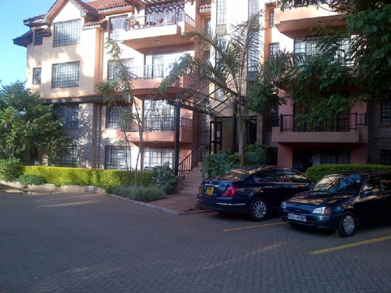 Front view - Hurlingham's State Of The Art. - Nairobi - rentals