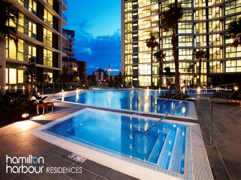 Hamilton Harbour Towers - Higgins House Two  - Sub Penthouse Riverside Lifestyle in Brisbane - Brisbane - rentals