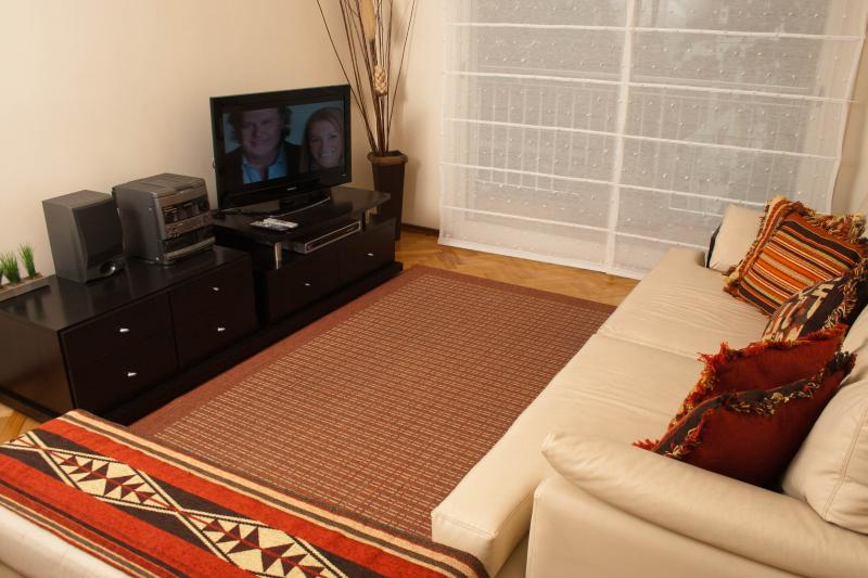 Living Room - Cozy Aparment in Belgrano. Great neighborhood atmosphere - Buenos Aires - rentals